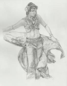FW dancer