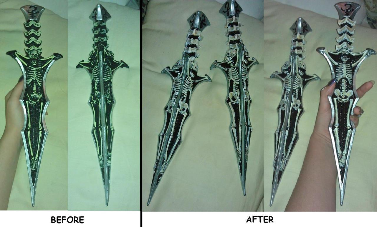 Cenobite Dagger Prop by Starleaf-Creations