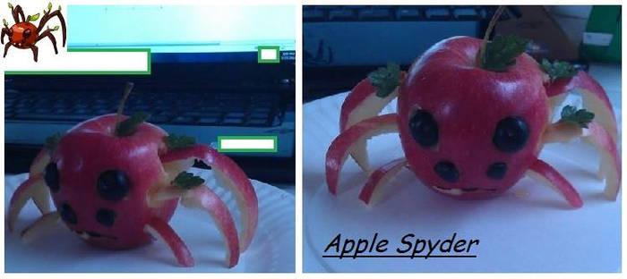 Apple apple spyder