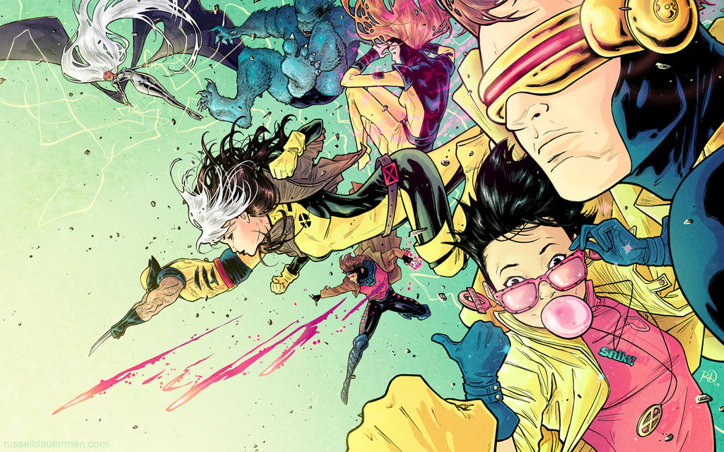 X-men cartoon theme (THE BEST 90&#39-s Cartoon in History IMO!) - YouTube