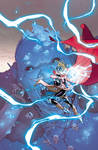 Thor #2 cover