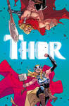 Thor #4 cover