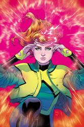 JEAN GREY variant cover