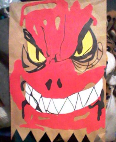 TF2 Halloween Mask by TheBlueFlower165 on DeviantArt