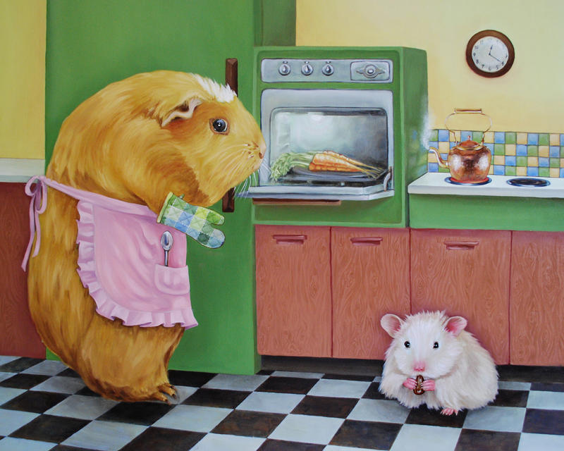 In Zoe's Kitchen