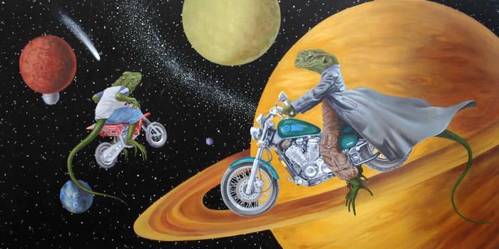 Space Lizards