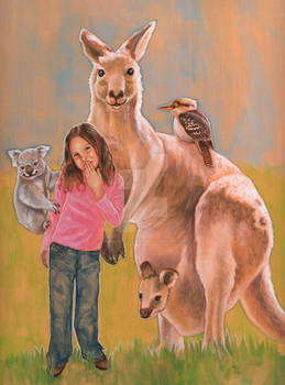 Lorelei in Australia