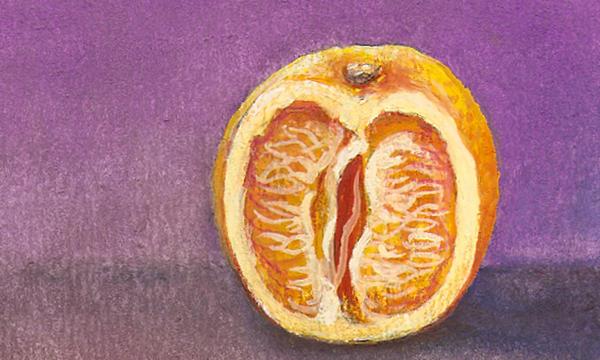 Goddess of the Fruit by johannachambers