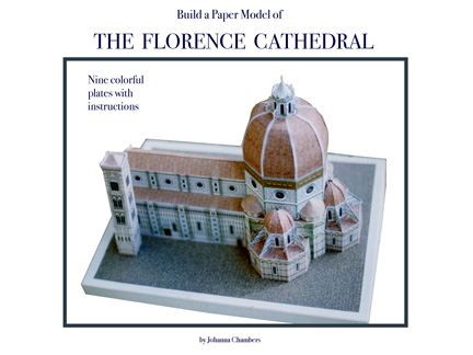 Cathedral Model Cover by johannachambers