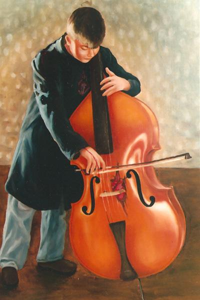 Levi's Bass by johannachambers