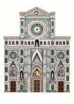 Florence Cathedral--Front