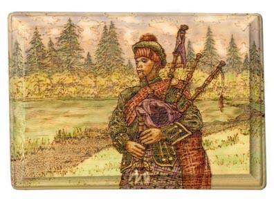 Skye's Journey--Bagpipes by johannachambers