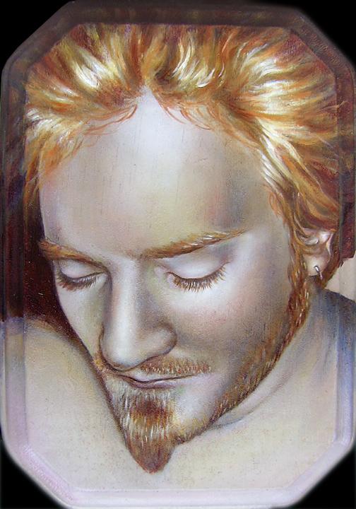 Final Darrick Portrait by johannachambers