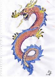 water dragon original