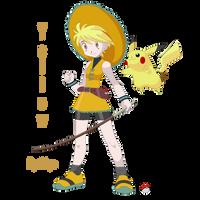 Pokemon Trainer Yellow and Pika