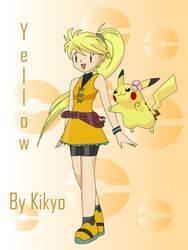 Yellow - anime style 2