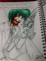 The Joker wip.....