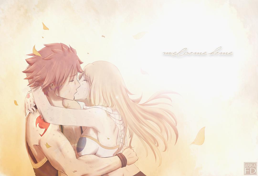 Reunion. by ArikaFD
