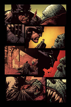 Dark Knight by Finch, AGAIN! - Color