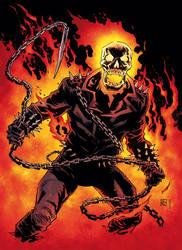 Dean Kotz ghostrider COLOR by Malkamok