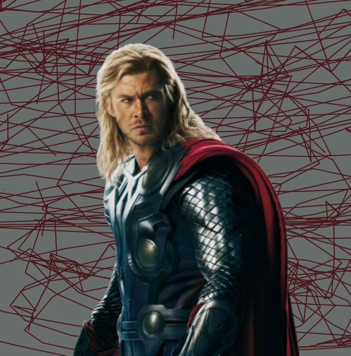 Thor by DatOneMarvelFanGirl