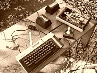 Atari by chibiace