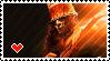 Buckethead Fan Stamp by DragonBlast71