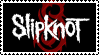 Slipknot Fan Stamp by DragonBlast71