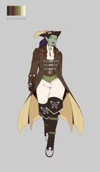 Perdita Nightshade - Researcher - by Hexxart