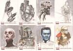 Random Star Wars Galaxy4 Cards