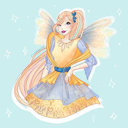 Contest Entry- Crystal Fashion by Floralix
