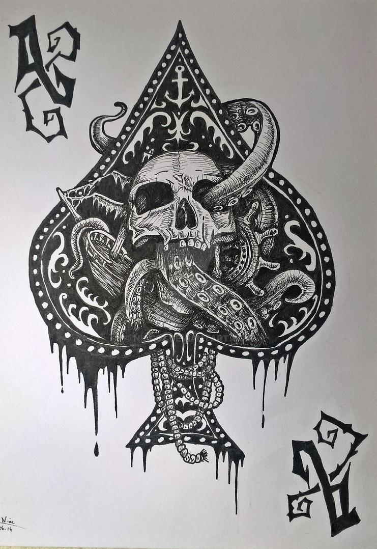 Ace Of Spade by niac82