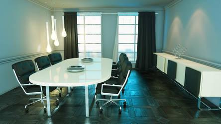 Grey Meeting room 2