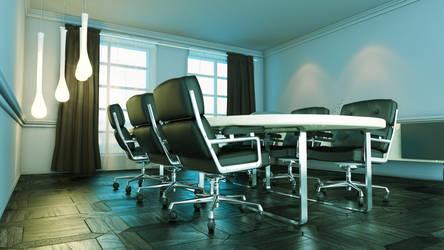 Grey Meeting room 3