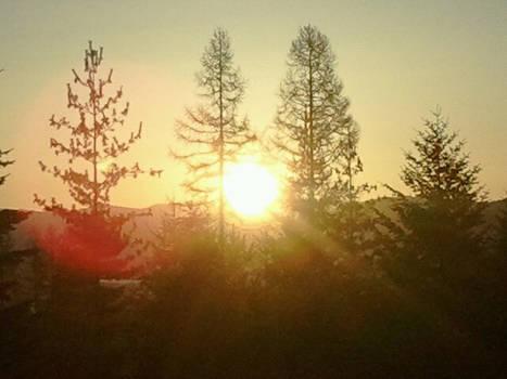 Northern Idaho Sky 01
