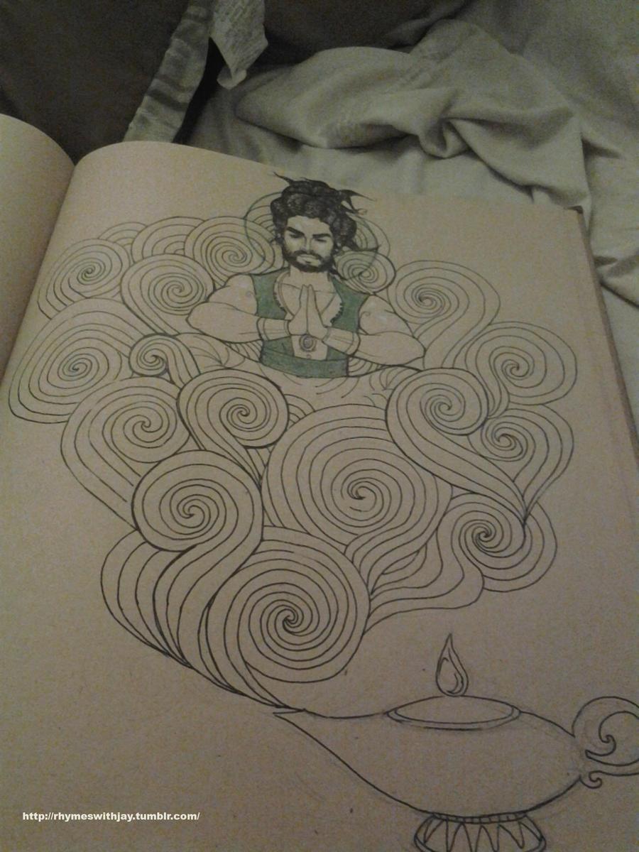 sketchbook scan 3 by zigbone