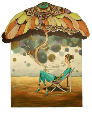 Placenta Umbrella- Colored by Adm-James