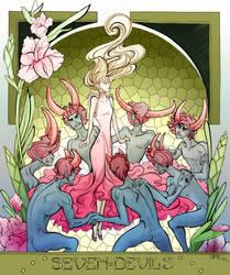 Seven Devils by Adm-James