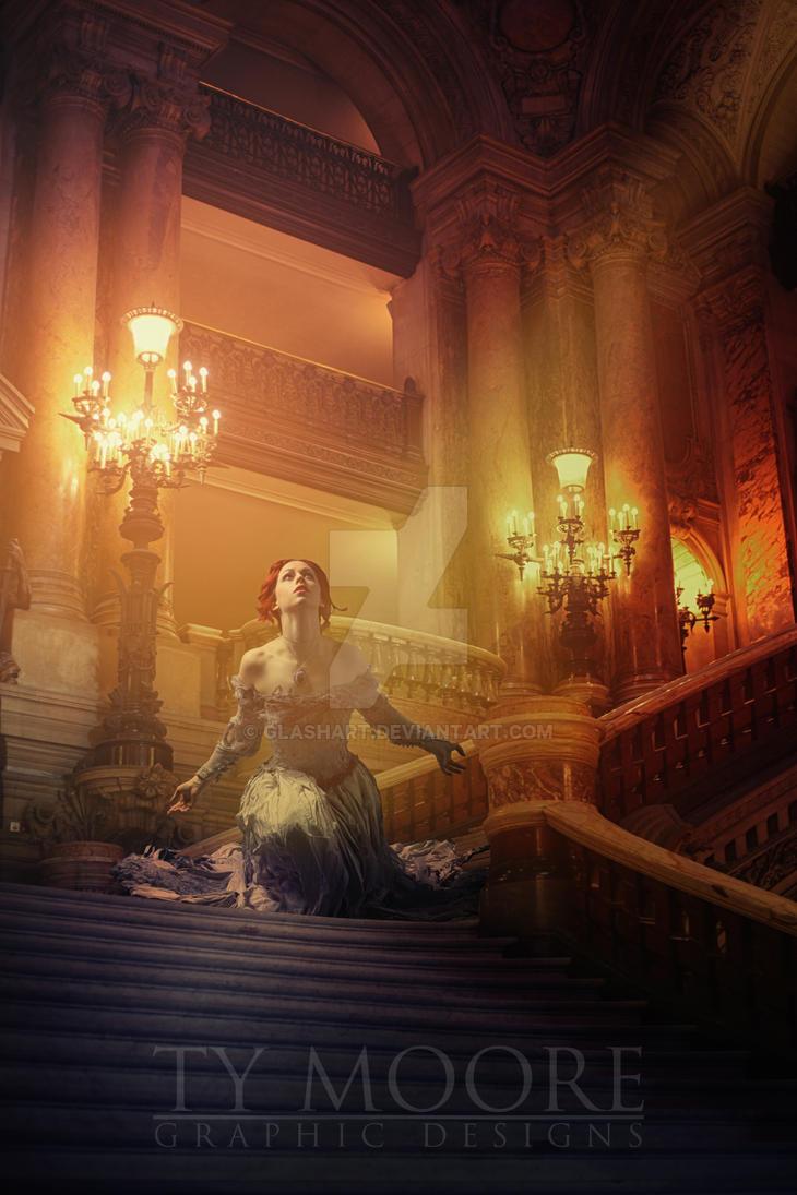 Paris House FaeStock by glashart