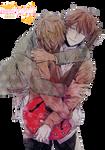 /Mafuyu Sato and Yuki Yoshida - Render/