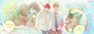 /Mafuyu and Yuki ( GIVEN ) - Portada/