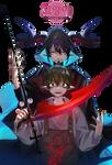 /Mephisto and Amaimon - Halloween Render/
