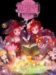 /Witches - Halloween Render/
