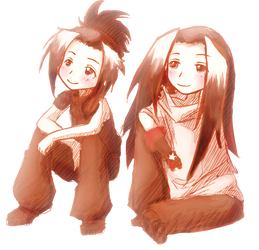.:: Twins ::. by BlitzKreg-Trixie