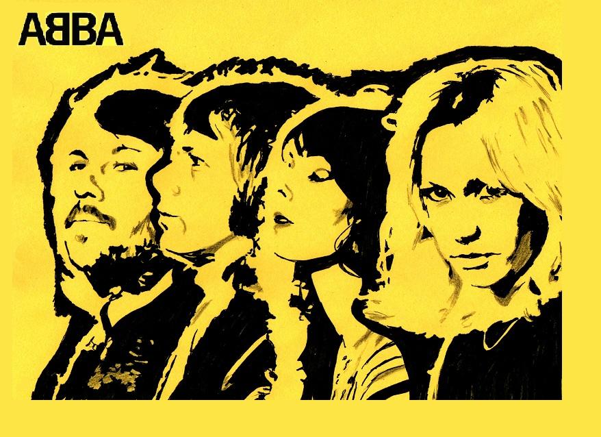 ABBA by warholstein