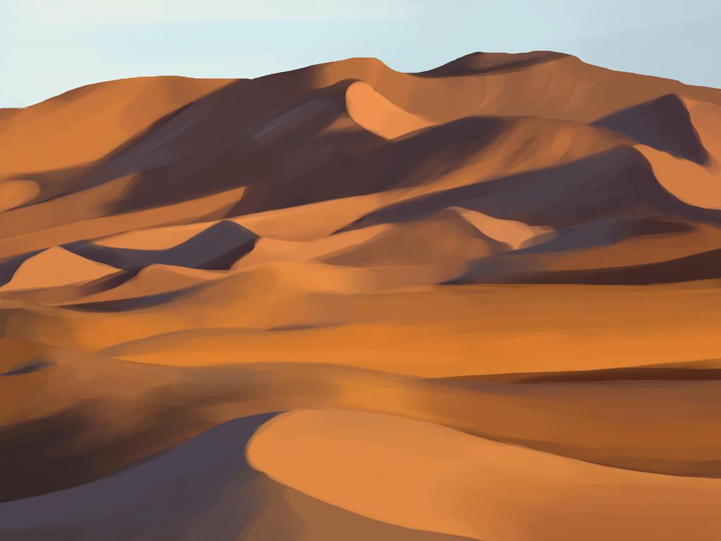 Sahara by pur1n
