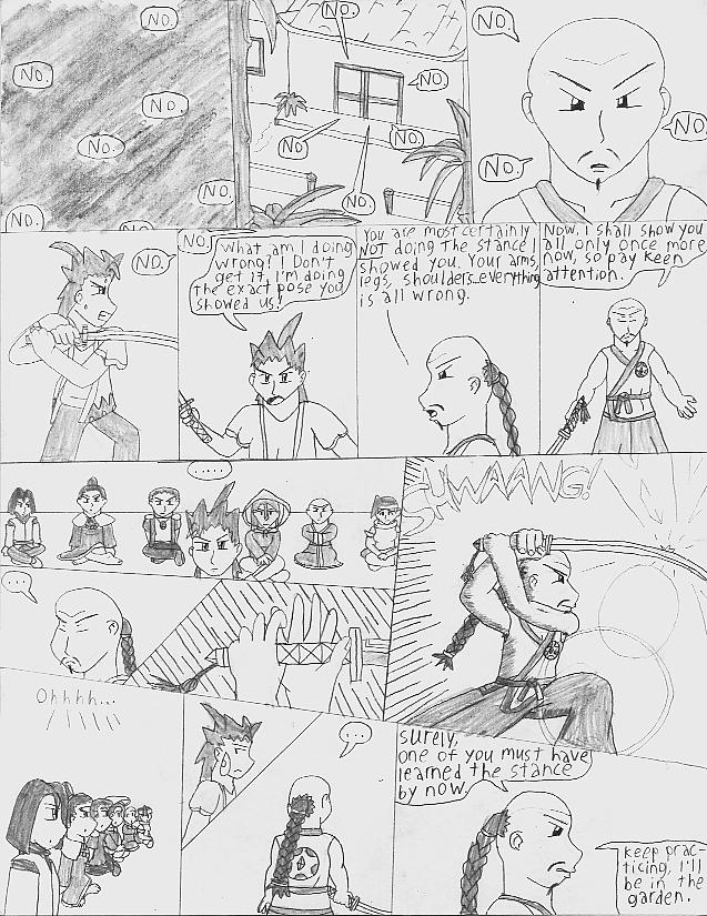 Art of Swords 1