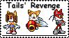 Tails' Revenge stamp by Bob-owe