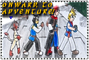 Onward to adventure Stamp by Bob-owe