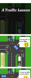 A Traffic Lesson by GuildmasterPhill